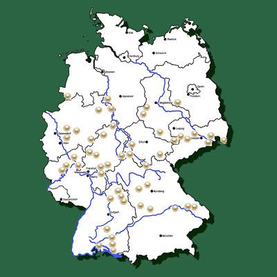 Perlen deutscher Burgen und Schlösser